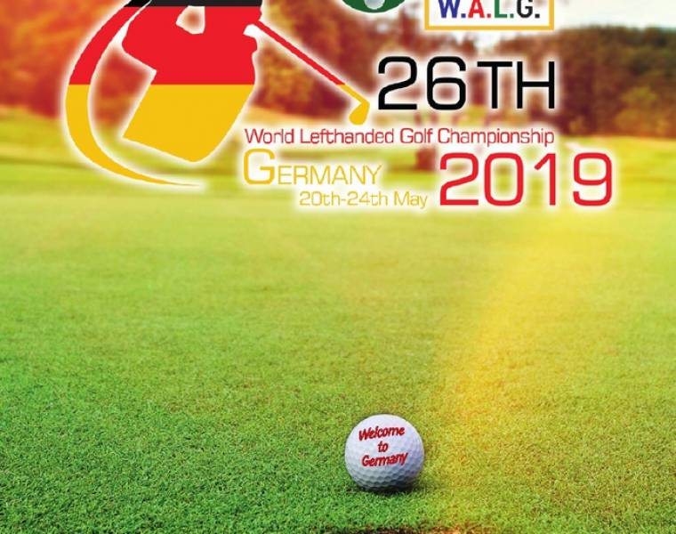 26th World Lefthanded Golf Championship Germany